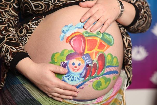 Фестиваль беременных